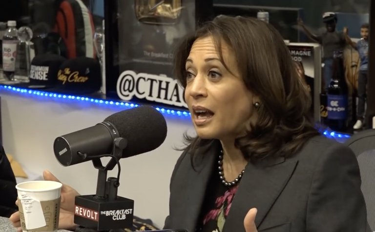 Kamala Harris says she smoked weed in college while listening to Snopp Dogg and Tupac. The only problem? Neither rapper was out yet. 🤔http://bit.ly/2RY8zu1