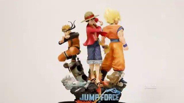 Bandai Namco US's photo on #jumpforce