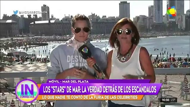 Mariela López Brown's photo on #estrellademar2019
