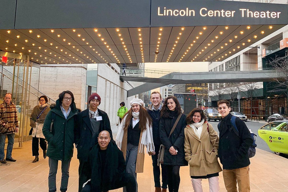 test Twitter Media - In January, 46 Wes students interested in finance, journalism, public health, tech, theater, and music participated in a three-day career exploration trip in NYC, thanks to @WesCareerCenter's #WinteronWyllys program. Learn more and prepare for next year! https://t.co/m570iR4XZb https://t.co/m3wus5QknY