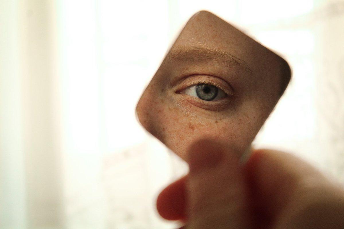 croshots on Twitter: IG: croshots #photography #blue #Eye #mirror…