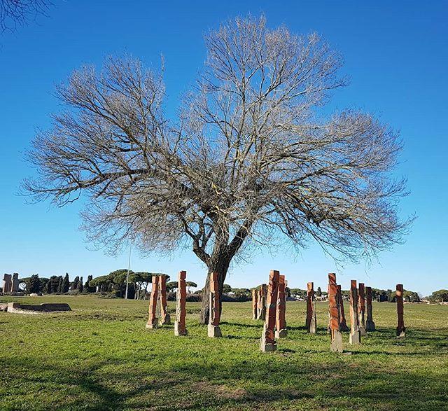 #PedroCabritaReis #installation #ArteInMemoria @parco_archeo_ostia #OstiaAntica #ContemporaryArt https://t.co/WIuzx7q178