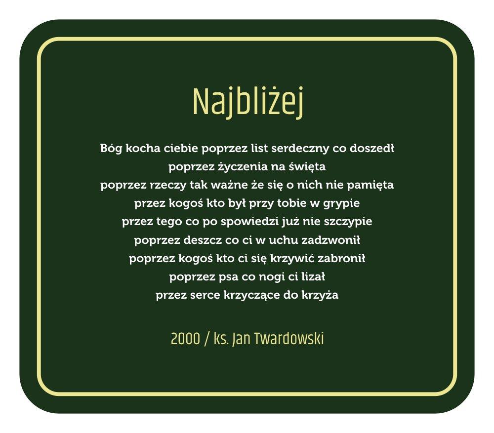 Twardowskipoezjaeu Auf Twitter Najbliżej 2000 Ks Jan