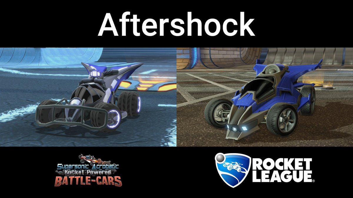 Rocket League Garage >> Rocket League Garage On Twitter Aftershock 10 Years Later
