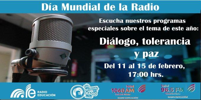 Día Mundial de la Radio Foto