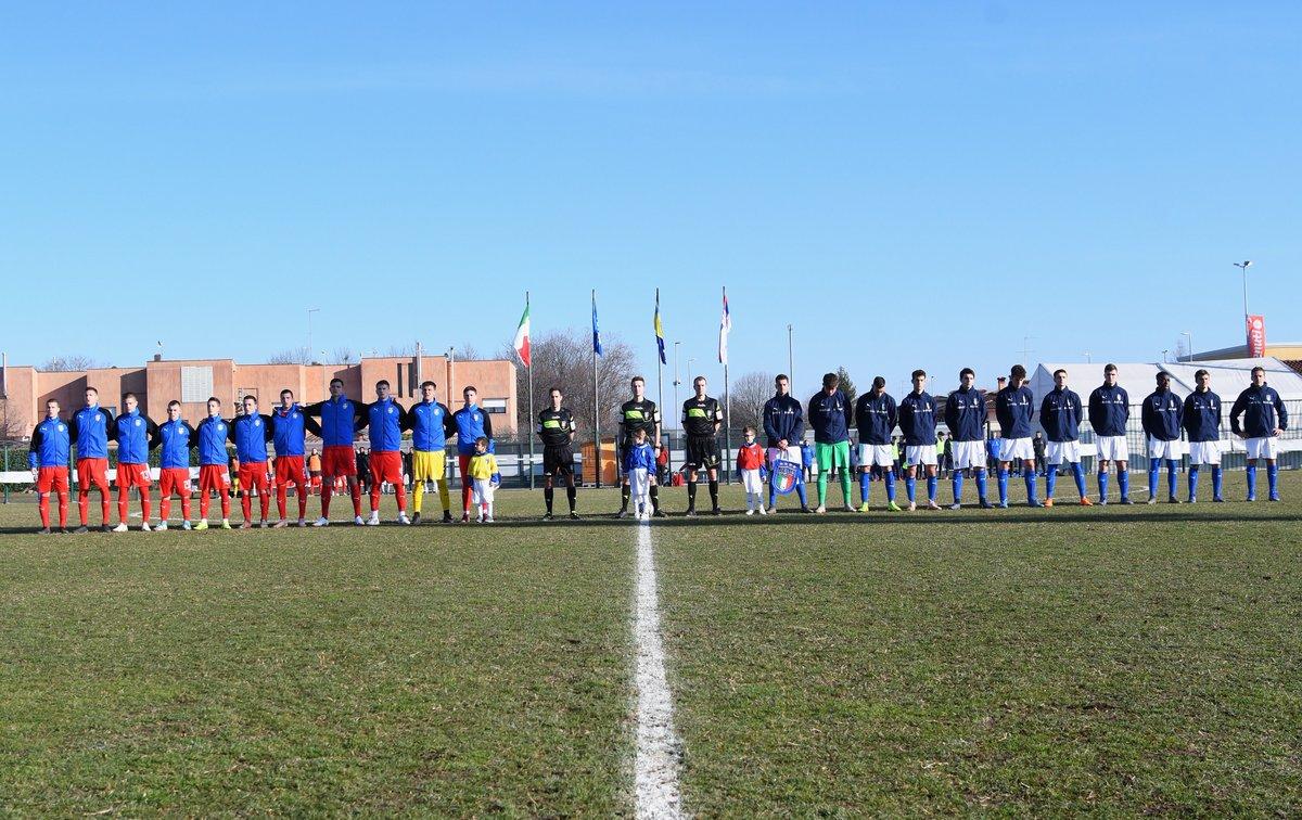#Under17 🇮🇹 Prove di #Europeo 🇪🇺. Gli #Azzurrini vincono 3-0 la prima amichevole con la #Serbia 🇷🇸. L'articolo 👉🏻 https://bit.ly/2E4LjH6 #VivoAzzurro