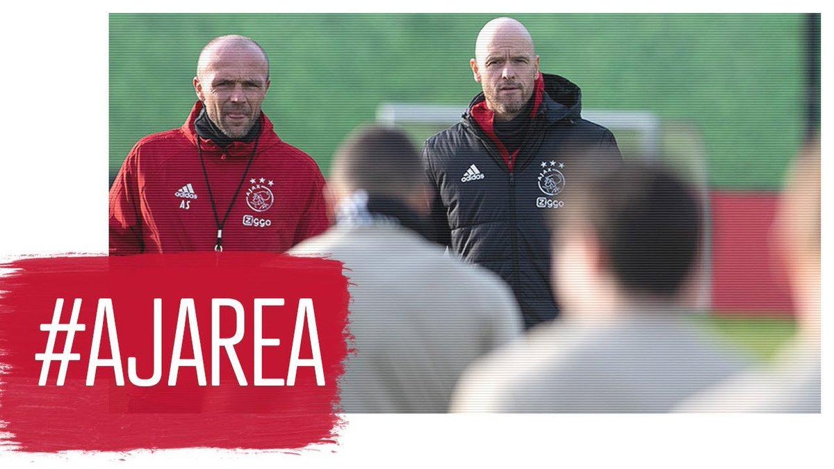 Ajax Nieuws's photo on Ten Hag