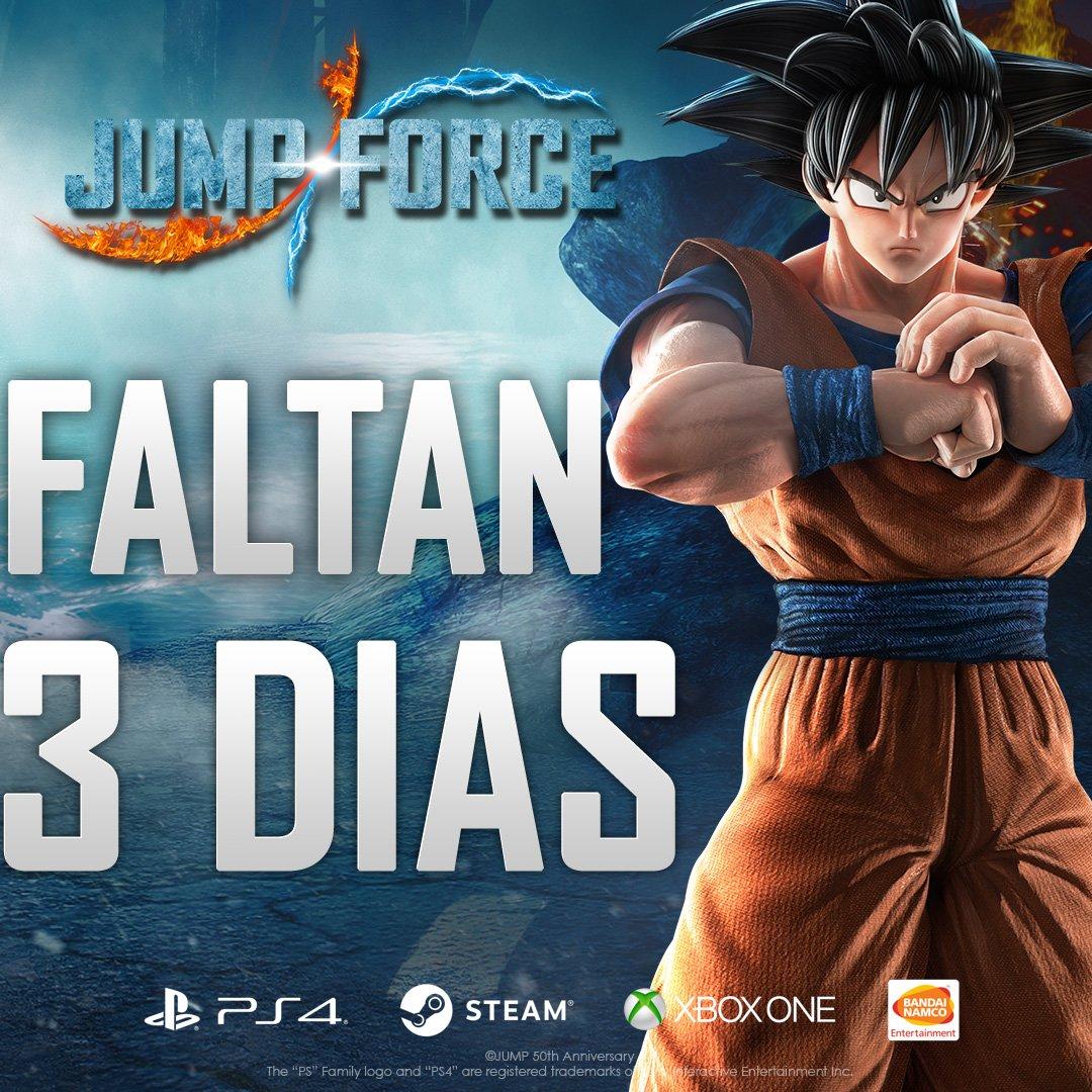 Bandai Namco España's photo on #jumpforce