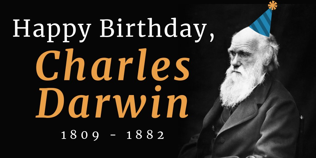 The FOSSIL Project's photo on #darwinday