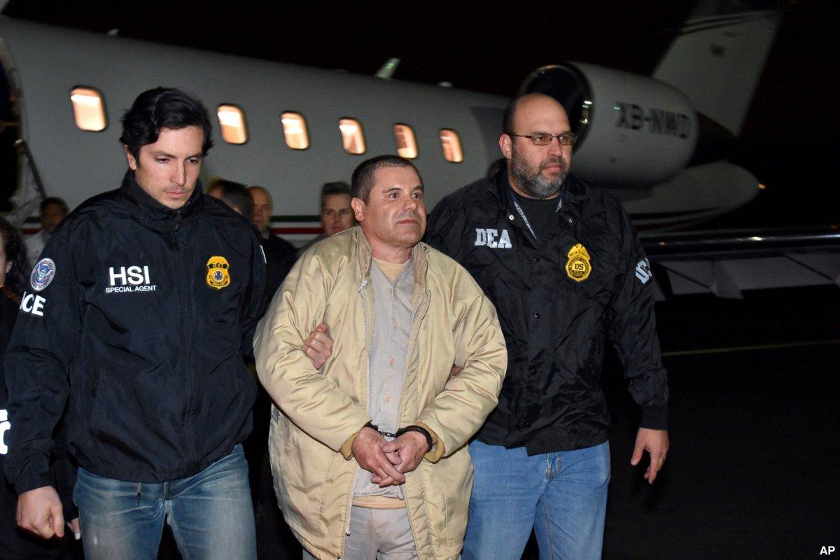 b1b12d64a91 BREAKING  Notorious Mexican drug kingpin Joaquin  El Chapo  Guzman found  guilty on all