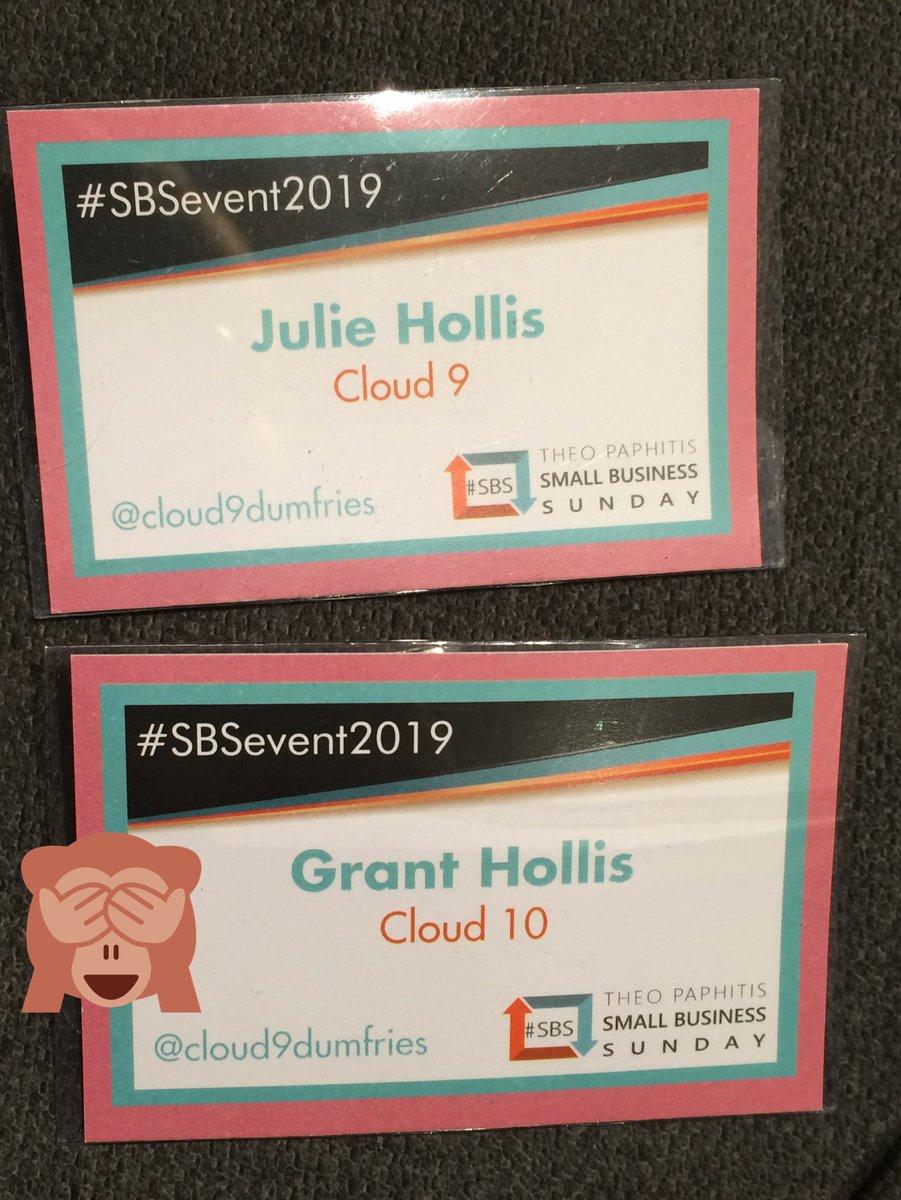 Julie Hollis at Cloud 9's photo on #SBSevent2019