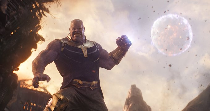 Happy Birthday to Josh Brolin aka Thanos! Could you have Thanos be a little nicer in the next film please?