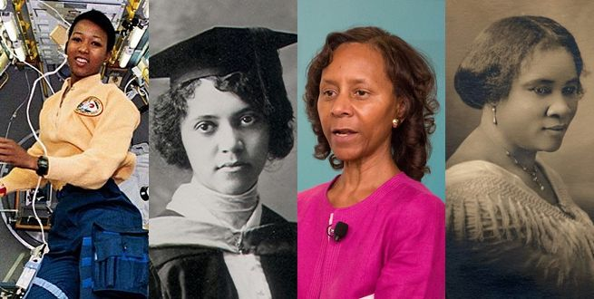 8 pioneering black women in science, technology and medicine #WomenInScience https://t.co/rIg5MAAXKA