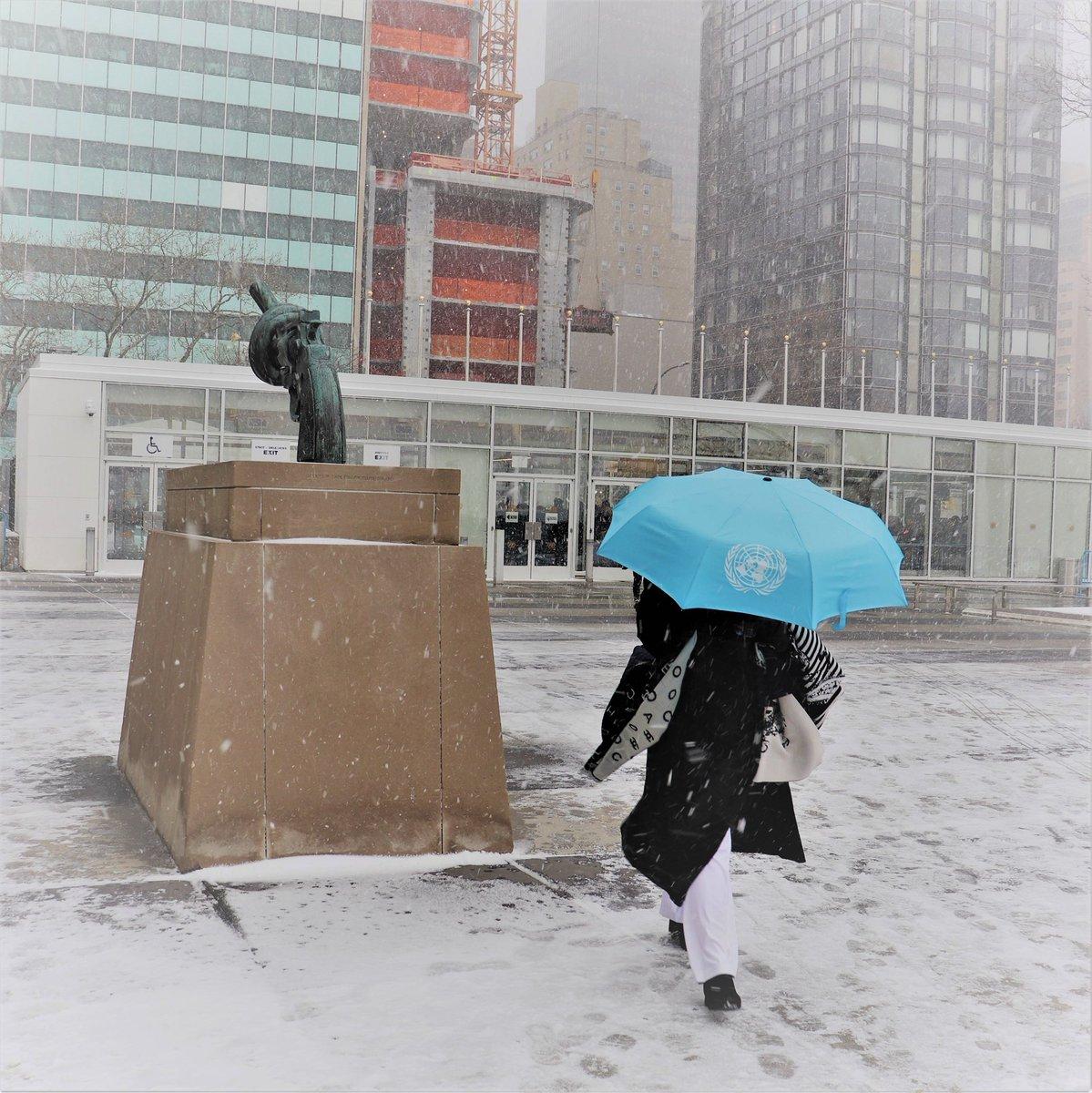 VisitUN's photo on #WinterStorm