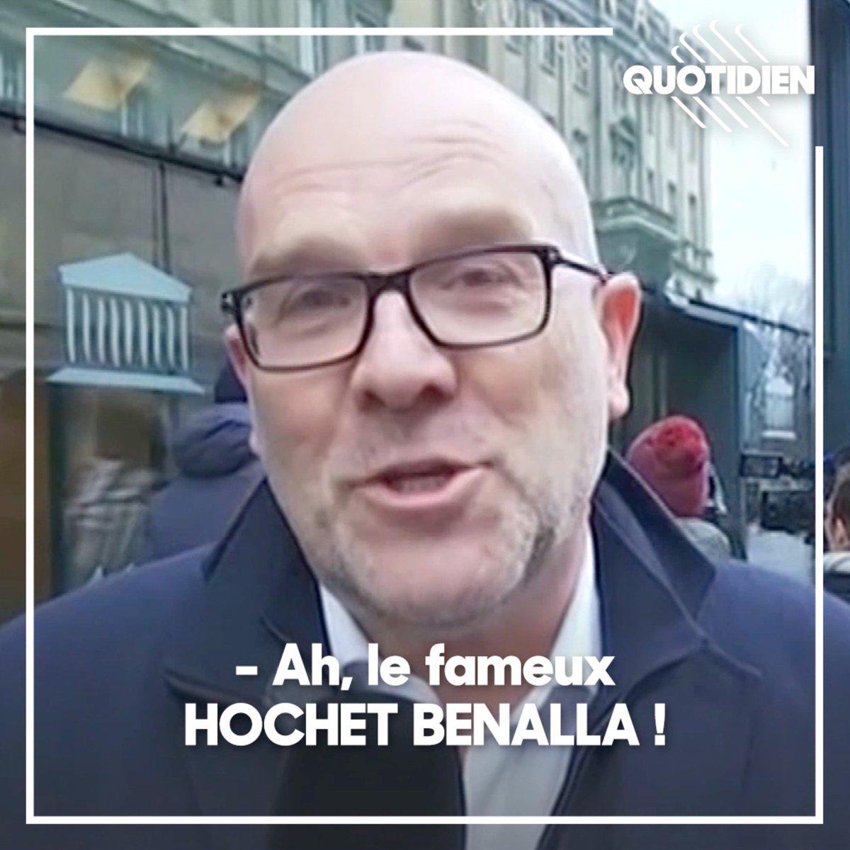 Quotidien's photo on Ismaël Emelien