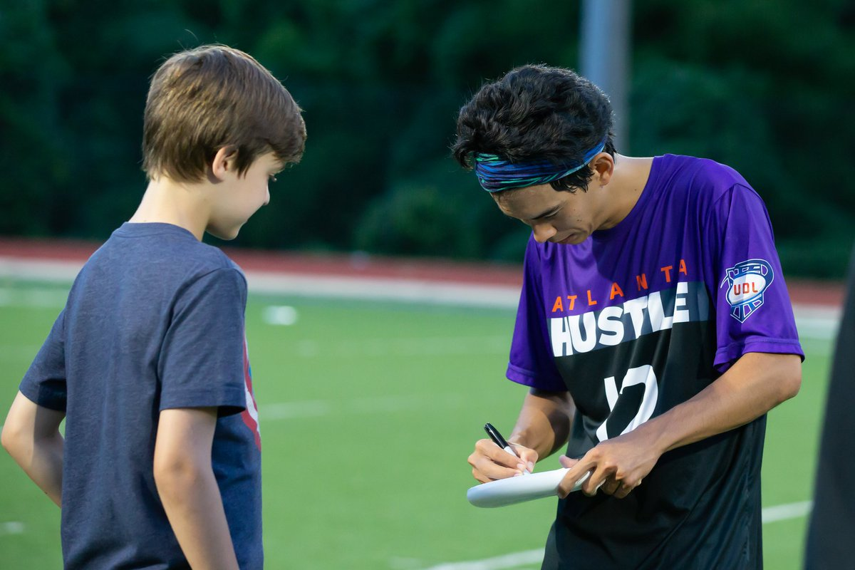 AUDL's photo on will smith