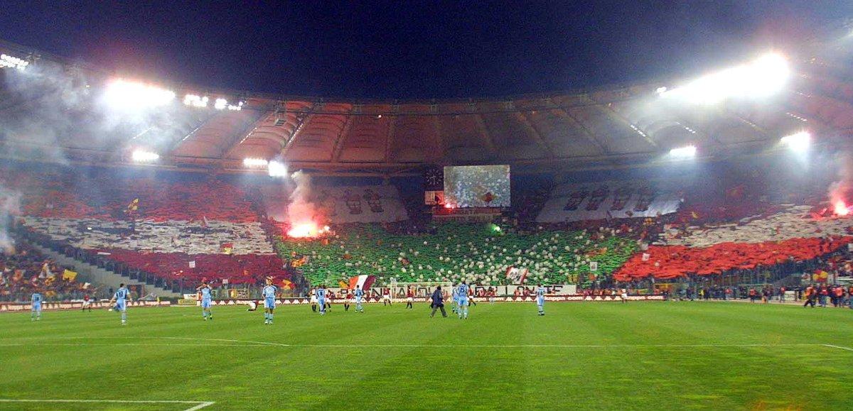 Roma Line Up  83 Mirante 24 Florenzi 44 Manolas 20 Fazio 11 Kolarov 7 Pellegrini 16 De Rossi 4 Cristante 22 Zaniolo 9 Dzeko 92 El Shaarawy  #RomaPorto #UCL