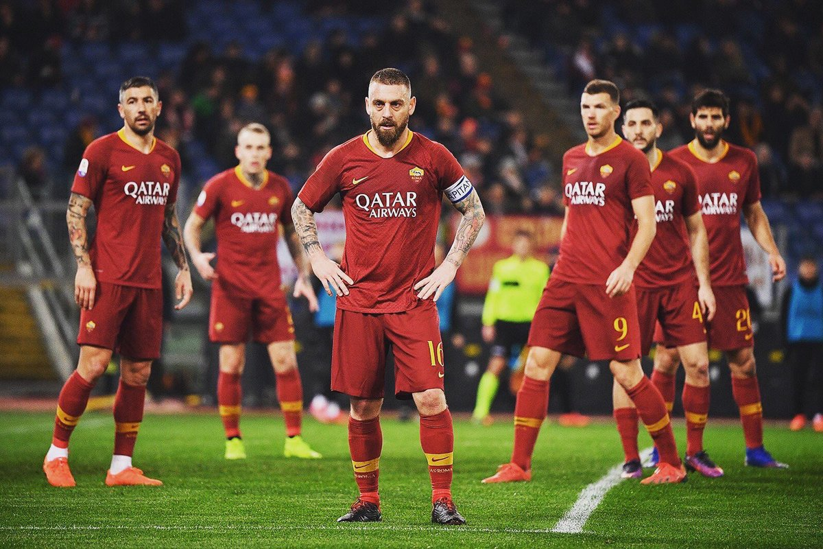 AS Roma Argentina's photo on de rossi