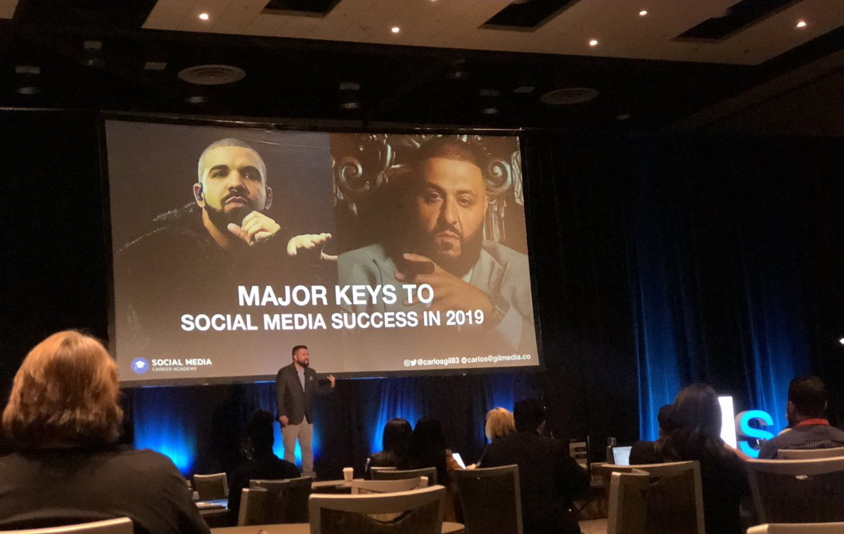 Day 2 at #DSPHX — Making sure we're on top of trends in digital marketing &amp; social media for our clients! <br>http://pic.twitter.com/rQihTC0M4w