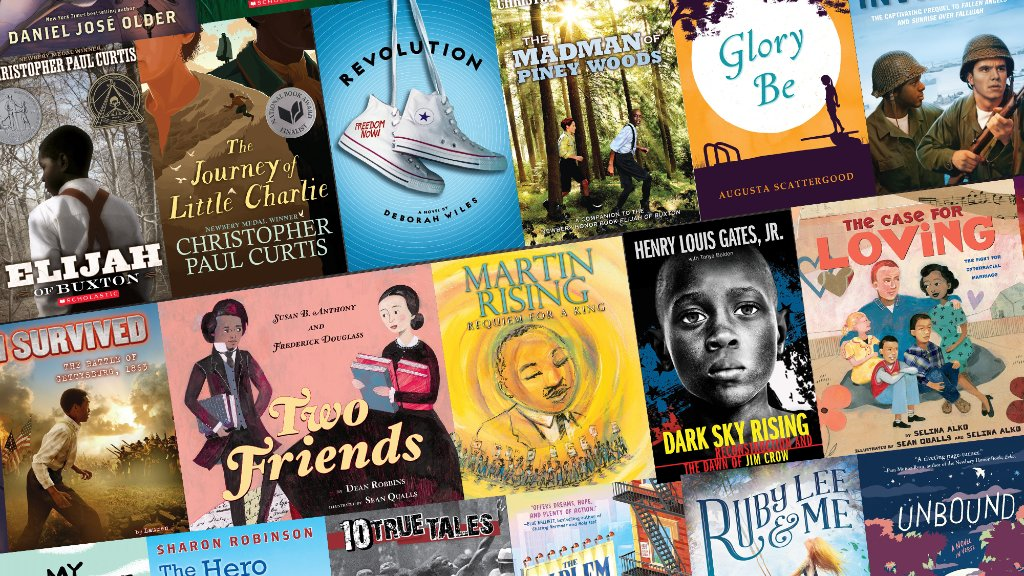We're celebrating #BlackHistoryMonth with 21 books that highlight powerful stories of the African-American community: http://bit.ly/2WYS70w