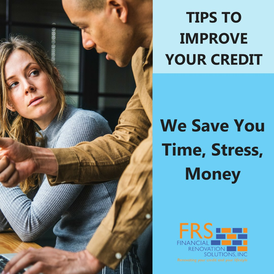 A professional credit repair service will save you from missteps. Given the time and stress required to clean up a questionable credit report, the last thing you want is to make a mistake and have to go through the process again.