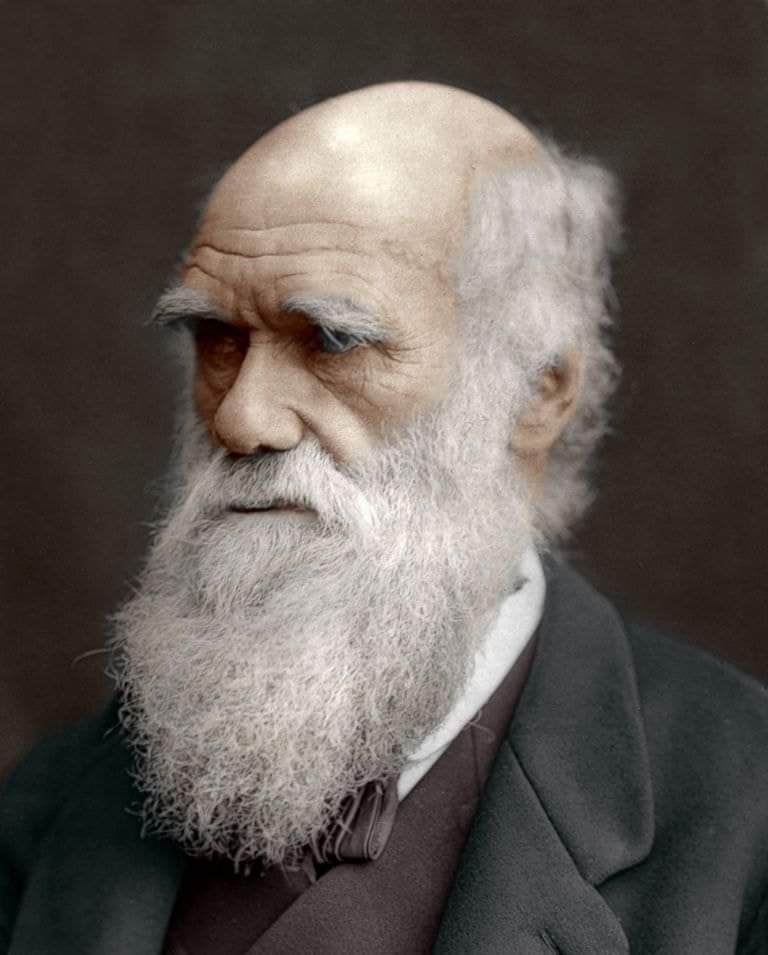 Pablo García, PhD.'s photo on Charles Darwin