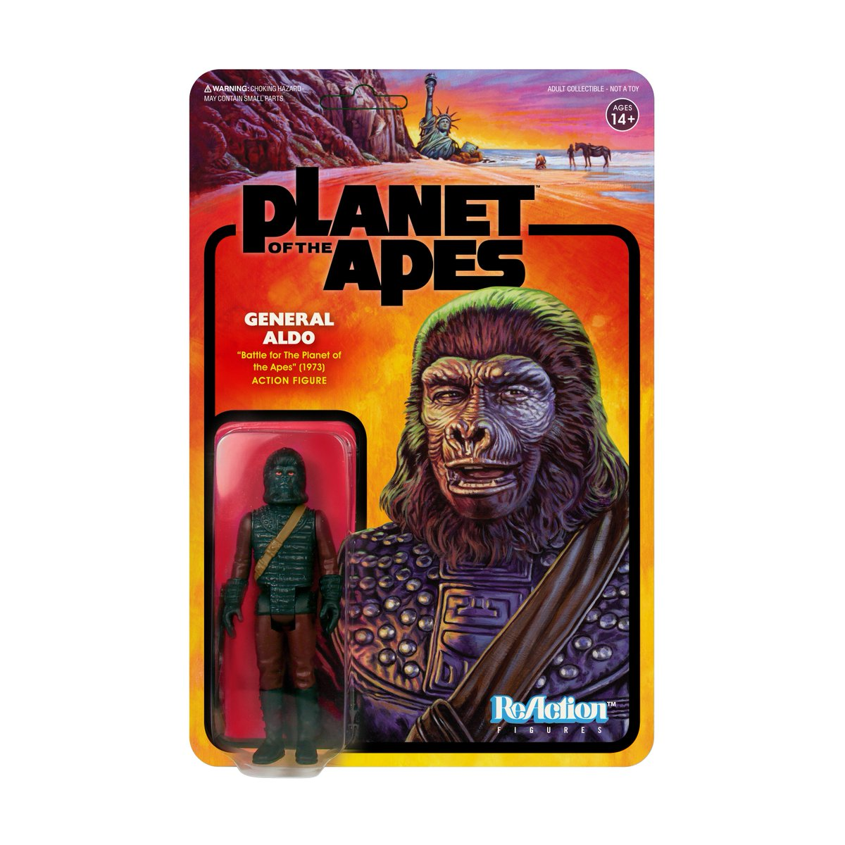 planet of the apes 5 1973