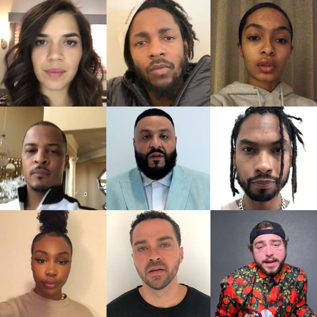 . @KendrickLamar, @SZA, @DJKhaled, @JColeNC, and others share the #21Ways undocumented people can face deportation in America, in solidarity with 21 Savage and others detained by ICE https://bit.ly/2Bxo7zD