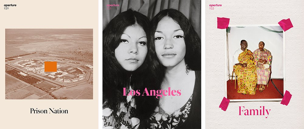 We're honored that Aperture magazine has been nominated for the @ASME1963 Ellies Award in General Excellence for the fourth year in a row! Read more at: http://ht.ly/Ai1T30nFUpM