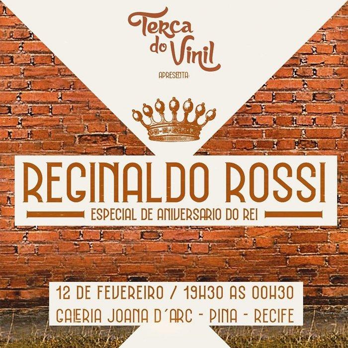 Reginaldo Rossi's photo on de rossi