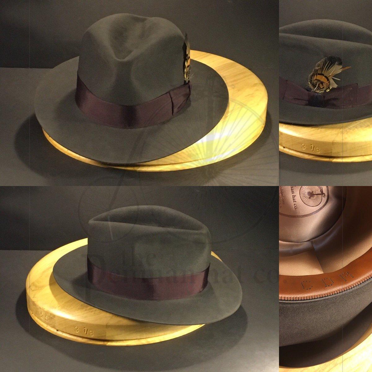 80d4521d1 Penman Hat Company on Twitter: