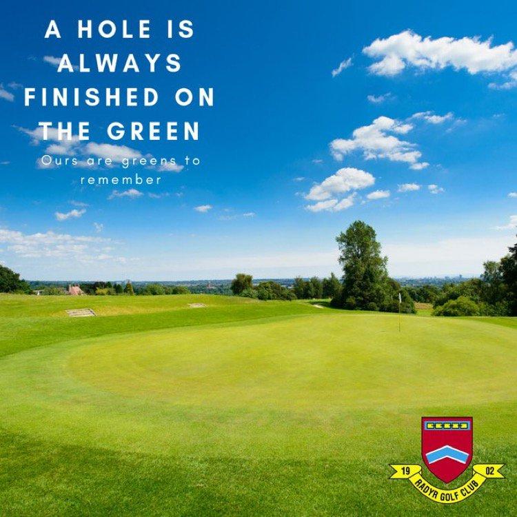 Radyr Golf Club's photo on greens