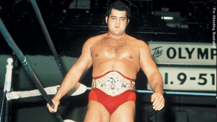WWE Hall Of Famer Pedro Morales Passes Away