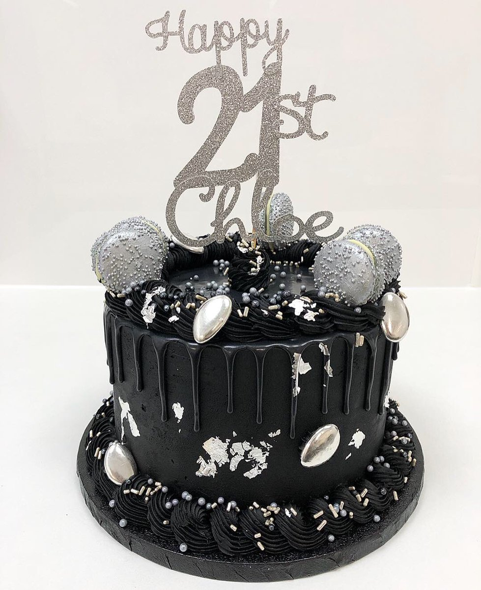 Marvelous Love Lily Cakes Twitterda Black Drip Cake We Absolutely Personalised Birthday Cards Epsylily Jamesorg