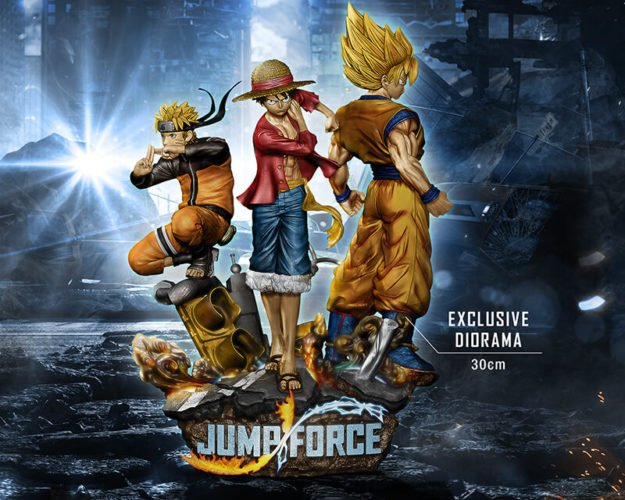 Jump Force Low FPS Fix