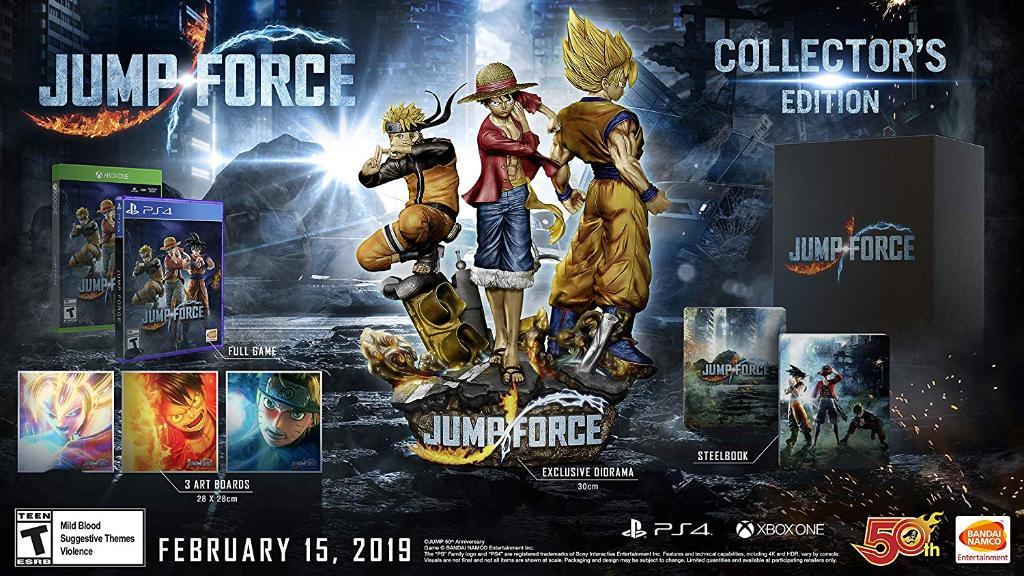 GameSpot Deals's photo on #jumpforce
