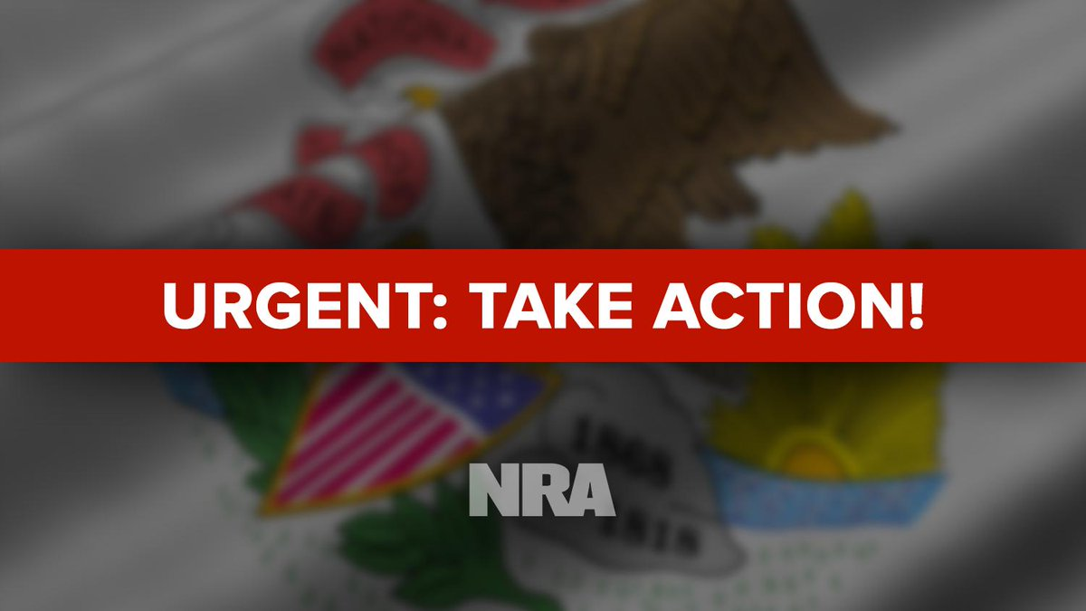 Yesterday, legislation was introduced (HB 2331) in the #Illinois House that would impose a new gun tax on all firearms and firearm components sold in Illinois. Visit http://bit.ly/OpposeHB2331  to contact your state Representative and urge them to OPPOSE HB 2331. #2A