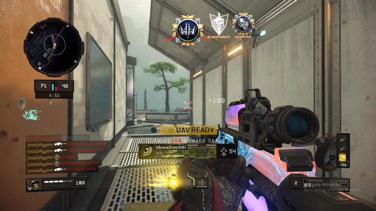 It's the LUCKIEST clantag 👀