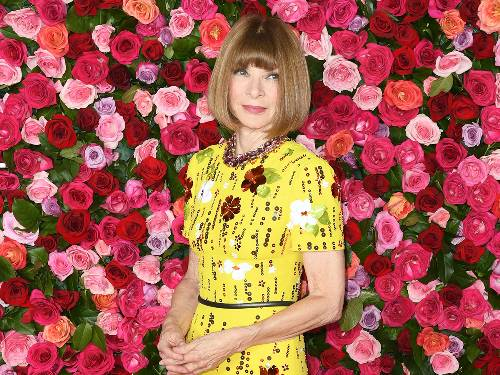 Anna Wintour advises against these 2 'boring' things for fancy events: https://t.co/y8B0BHByZS #TuesdayThoughts