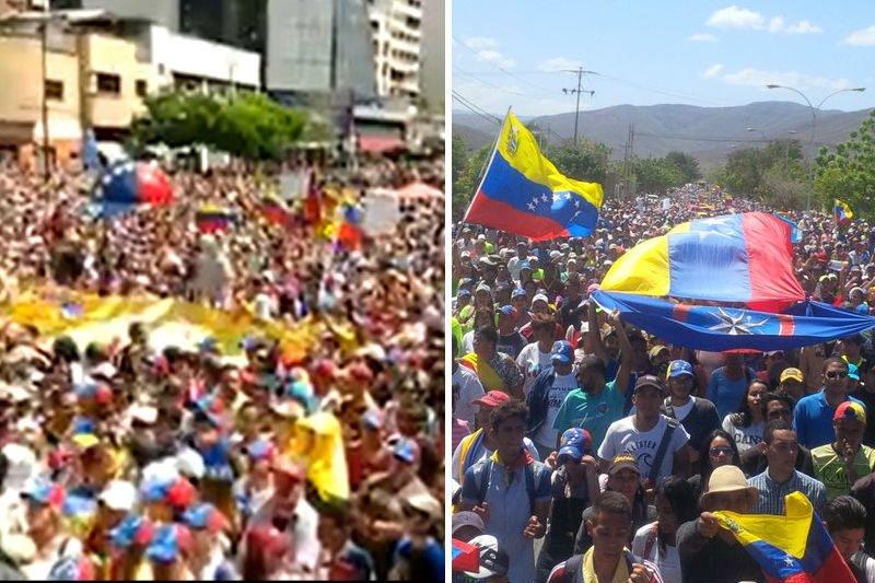 Noticias Venezuela's photo on #12Feb