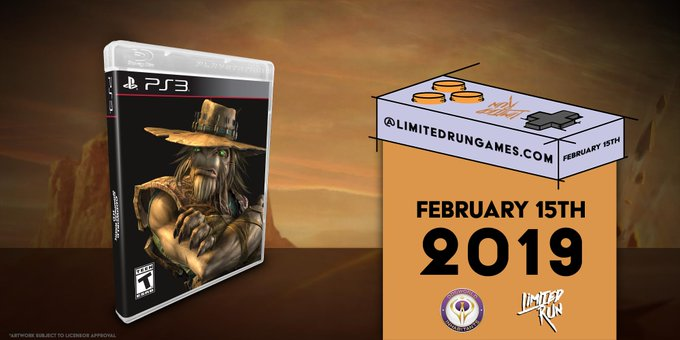 Limited Run Games • View topic - LRG PS3 #1 release: OSW