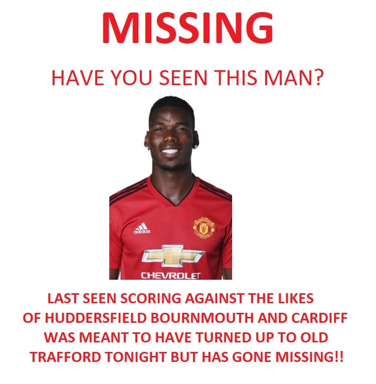 Missing man found when he was sent off🙋‍♂️