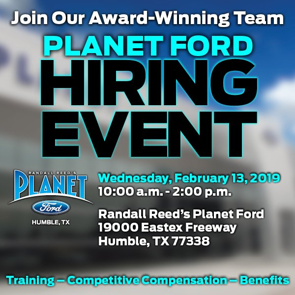 Planet Ford Humble Tx >> Planetford59 Hashtag On Twitter