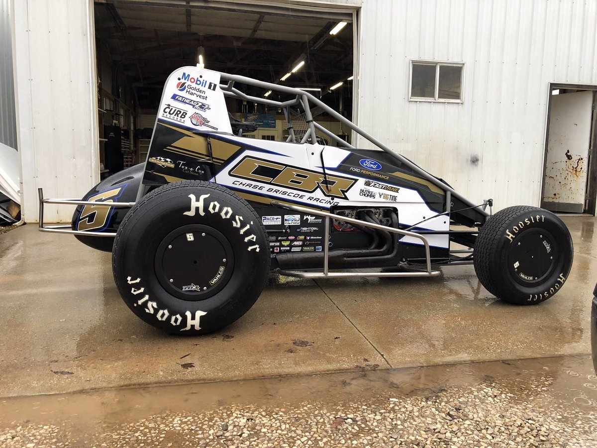 Ford 23 midget racing commit