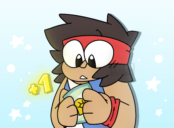 #okko #tko #ko   KO being Lv.1! (From ep. Youre in Control!) and a spooky TKO ! :3