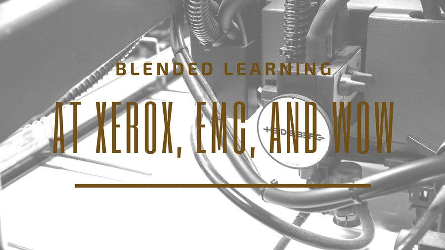 test Twitter Media - Successful #blended #learning in the 21st century can't just be an extension of what's been tried so far. https://t.co/v1R2W4MCF5 #Xerox #EMC #elearning #learning #training https://t.co/XH6pkyQlZK