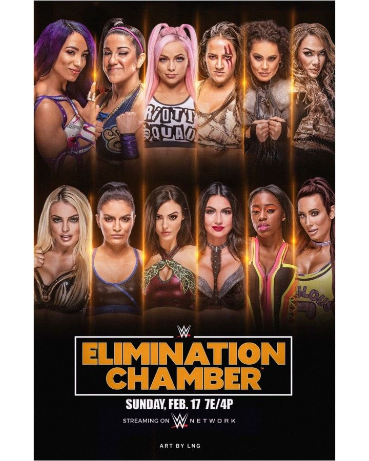 wwe elimination chamber 2019 match card predictions, date, start time & location wwe elimination chamber 2019 match card predictions wwe elimination chamber 2019 date and time in india wwe elimination chamber 2019 results wwe championship 2019 video wwe news wrestlemania 35 date 2019 wwe ppv schedule 2019 locations wwe ppv posters wwe wallpaper download hd - DzPRgUHUYAE7ZU  - WWE Elimination Chamber 2019 Match Card Predictions, date, Start Time and location