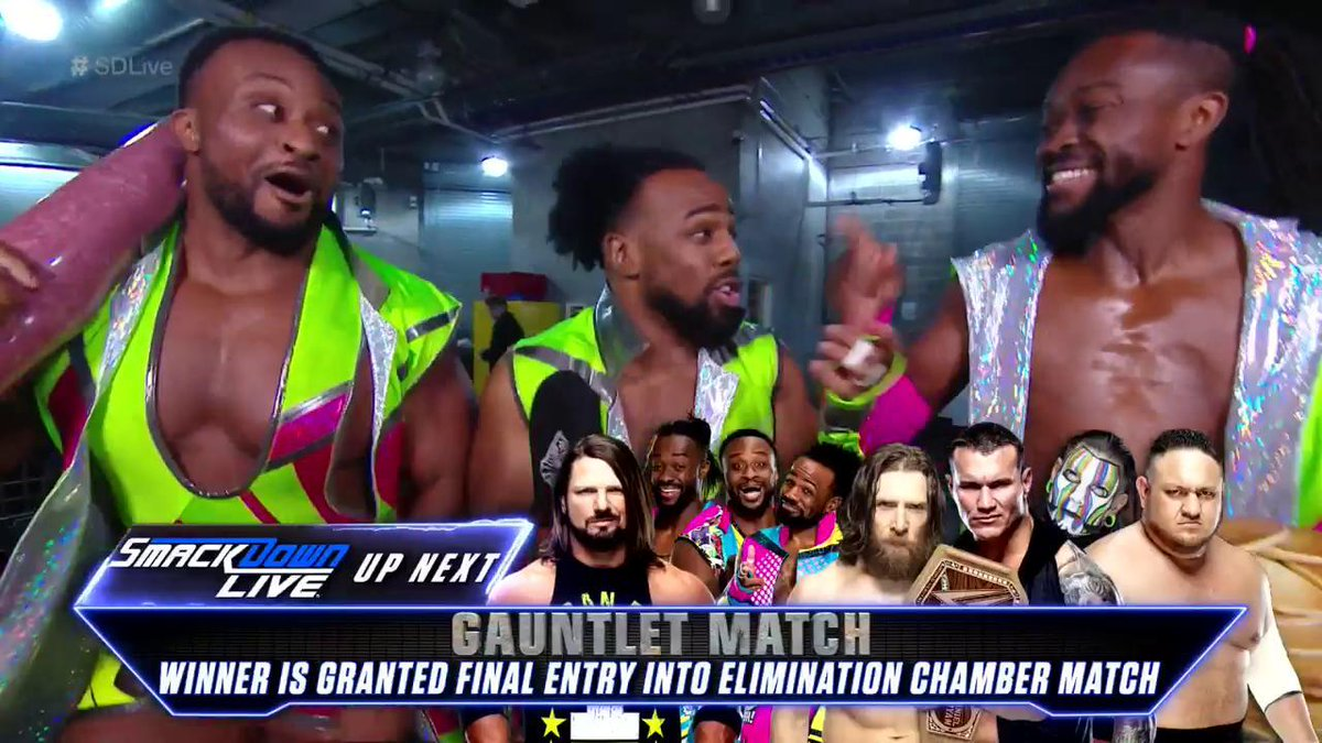 Mustafa Ali's Replacement For WWE Elimination Chamber, More Updates To The Card For Sunday
