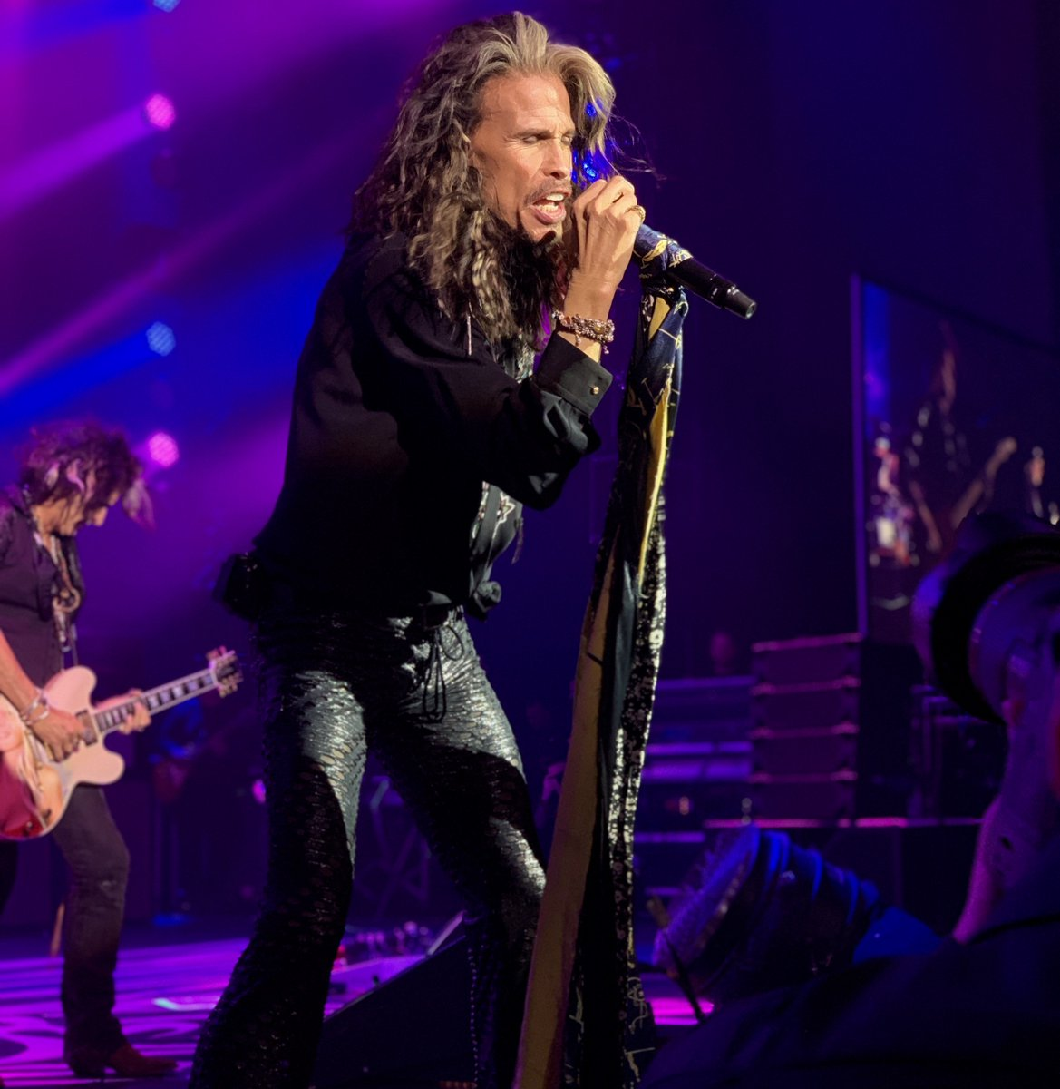 Thank you to all who took part in the second annual Viewing Party to celebrate the GRAMMY Awards®! We are especially grateful to our founder, @IamStevenT, and @aerosmith for their unwavering dedication to helping brave and courageous girls heal. #JamForJanie<br>http://pic.twitter.com/5JWYOjICkf