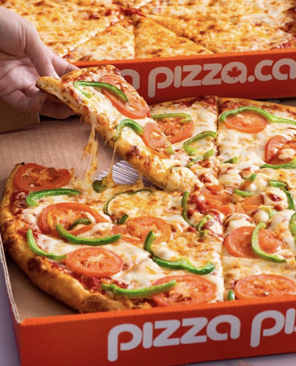 No need to leave the house: http://www.pizzapizza.ca 🍕🚗